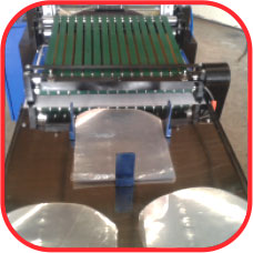 Automatic Cut & Seal For U Shape PVC Pouch